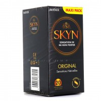 Manix - Skyn original - Boite de 2-10 ou 20