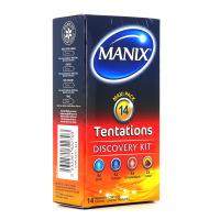 Manix - Tentations - Boîte de 3 ou 14