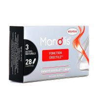 Manolis Fonction érectile -28 comprimés