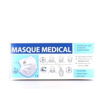 Masque Médical 3 Plis