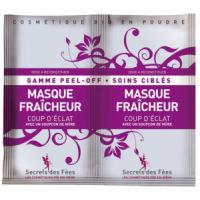 Masque Peel-Off Fraîcheur Coup d'Éclat