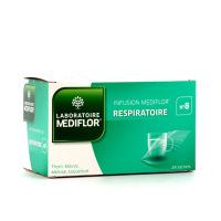 Médiflor N°8 Respiratoire Infusion 24 Sachets
