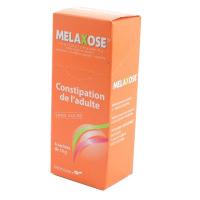 Melaxose Pâte Orale 6 sachets 10g