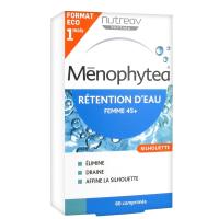 Ménophytea Rétention d'eau Femme 45+ 60 comprimés