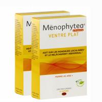 Ménophytea Silhouette Ventre plat Lot 2 boîtes 30 comprimés