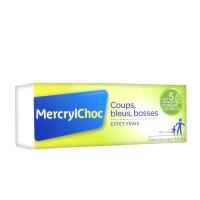 MercrylChoc Coups, bleus, bosses Émulsion gel 50ml