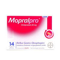 Mopralpro 20 mg comprimés