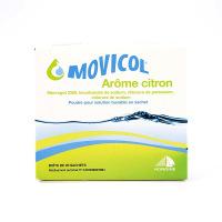 Movicol poudre pour suspension buvable 20 sachets