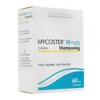 Mycoster 10mg/g shampoing 60ml