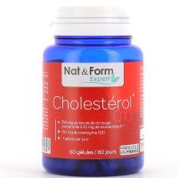 Nat & Form EXPERT Cholestérol Q10 60 gélules