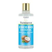 NATESSANCE Coco Bio Huile vierge 100% Pure 100ml