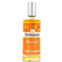 Natessance Huile D'abricot Revitalisante - Peaux sensibles-flacon de 50 ml