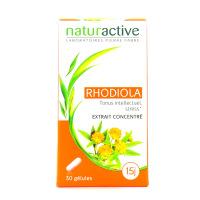 Naturactive Elusanes Rhodiola
