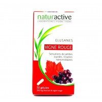 Naturactive Elusanes Vigne rouge