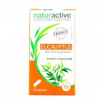 Naturactive Eucalyptus - 30 Gélules