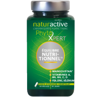 Naturactive PhytoXpert équilibre nutritionnel 60 gélules