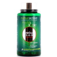 Naturactive PhytoXpert oméga 3-6-9 60 capsules