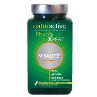 Naturactive PhytoXpert Vitalité 60 gélules