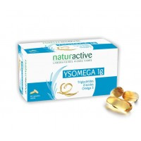 Naturactive Ysomega 1g Boîte de 60 capsules molles