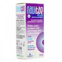 Navitae solution ophtalmique 15 ml