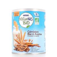 Nestlé NaturNes BIO Céréales Blé & Avoine