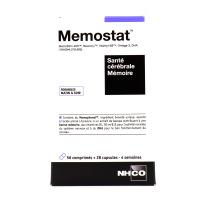 NHCO Memostat 56 comprimés + 28 capsules