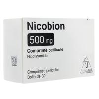 Nicobion 30 comprimés
