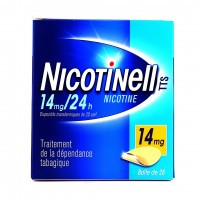 Nicotinell TTS 14mg/24h patchs transdermiques