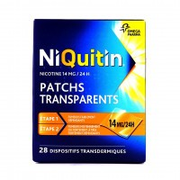 Niquitin 14 mg/24h, 28 patchs