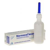 Normacol Lavement solution rectale en récipient unidose adulte 130ml