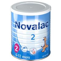 Novalac Lait 2ème âge - 800 g