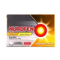 Nurofen 200 mg citron 12 comprimés orodispersibles