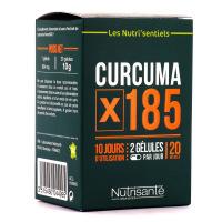 Nutrisanté Curcuma X 185