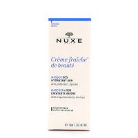 Nuxe Crème Fraîche de Beauté Masque SOS Hydratant 48H 50 ml