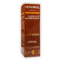 Oenobiol fluide lacté autobronzant en 100 ml