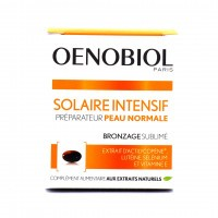 Oenobiol Solaire Intensif Peau normale