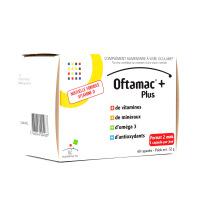 Oftamac + Plus 60 Capsules
