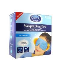 OPTONE Masque chauffant Yeux fatigués Sans parfum Boîte de 8 masques