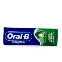 Oral B complete fraicheur intense