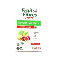 Ortis Fruits & Fibres Forte Transit Intestinal