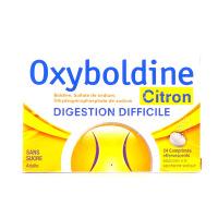 Oxyboldine citron