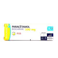 Paracetamol 500 mg  16 comprimés effervescents