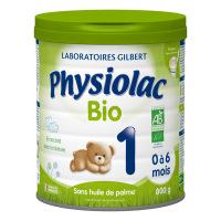 Physiolac 1 BIO 0 à 6 mois