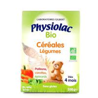 Physiolac BIO Céréales Légumes