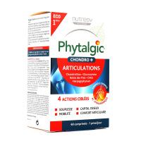 Phytalgic Chondro Plus + Articulations 60 ou 120 comprimés