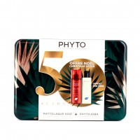 Phyto Coffret de noel 2019 Phytolaque soie + phytojoba
