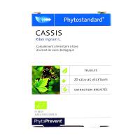 Phytostandard de Cassis 20 gélules