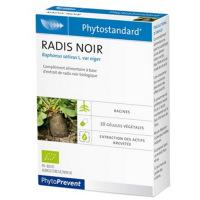 Phytostandard de Radis noir 20 gélules Pileje