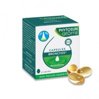 Phytosun Aroms Capsules Bronches 30 Capsules