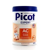 Picot Lait AC en cas de coliques 6 à 12 mois